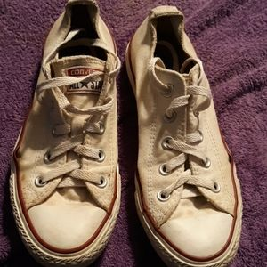 Converse All Star Canvas Sneakers Men's Size 4
